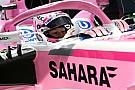 Force India no cambiará de nombre en 2018