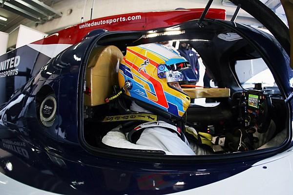 IMSA Nieuws Alonso maakt LMP2-debuut in test Aragon
