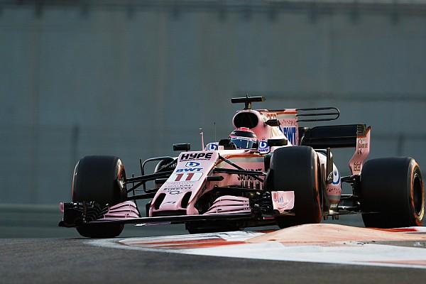 Sergio Perez: Formel-1-Saison 2018 für Karriere entscheidend