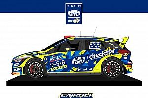 Rally Ultime notizie Ecco la livrea di Tony Cairoli per il Monza Rally Show 2017