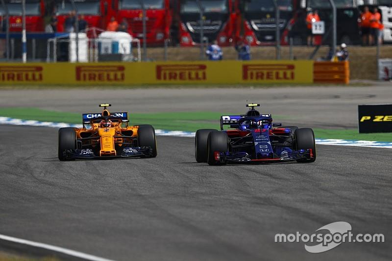 McLaren le aconseja a Toro Rosso que firme a Vandoorne