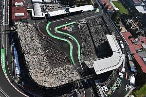 F1 Top List Galería: el Autódromo Hermanos Rodríguez desde el aire