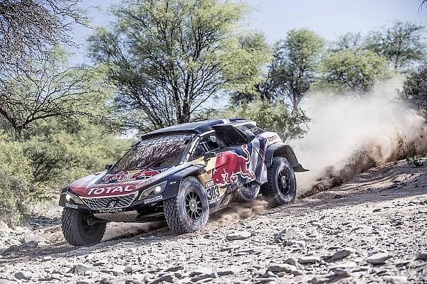 Étape 14 - Sainz/Cruz et Walkner remportent le Dakar