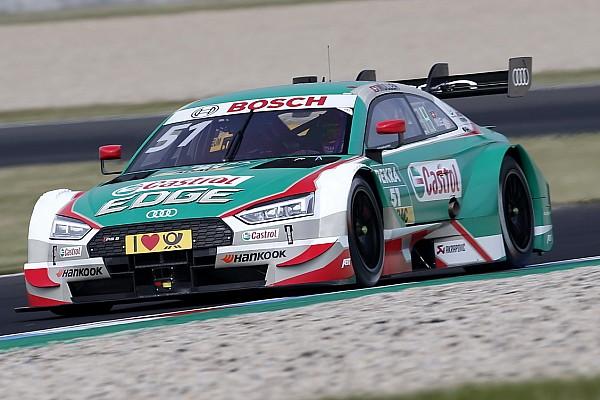 DTM Prove libere Lausitzring, Libere 3: Audi in testa con Müller