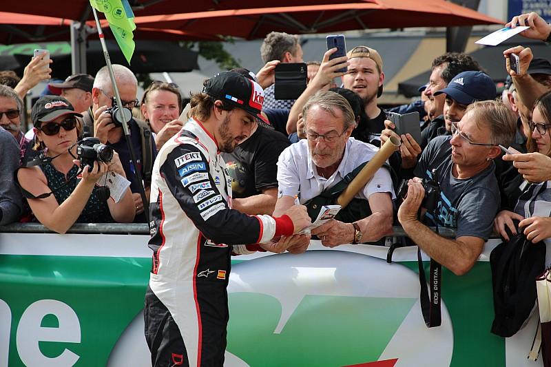 Viel besser als Formel 1: Alonso und Button begeistert von Le Mans