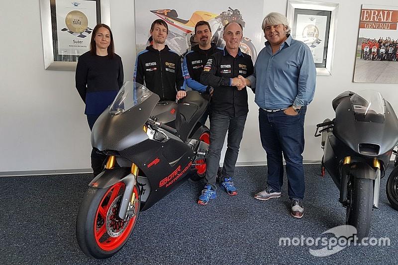 Ufficiale il matrimonio tra Suter e Forward Racing Team!