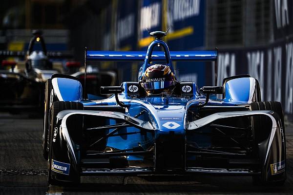 Formule E Buemi et Renault e.dams ont vécu un
