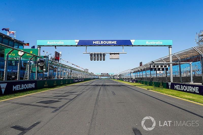 Por halo, FIA altera luzes de largada em Melbourne