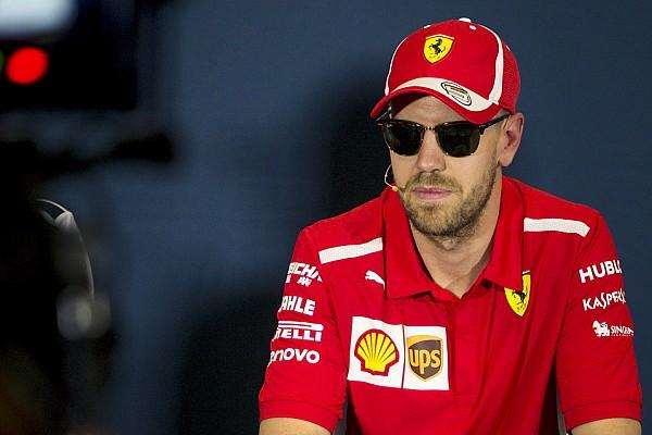 """Fórmula 1 Últimas notícias Vettel vê banimento de grid girls como """"desnecessário"""""""