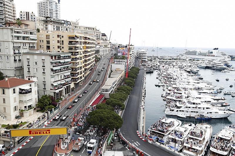 GALERI: Suasana dan aksi balapan GP Monako