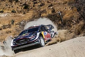 WRC Actualités Le copilote d'Evans a été hospitalisé après leur crash