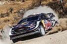 WRC M-Sport, Barritt è guarito: in Argentina tornerà a navigare Evans