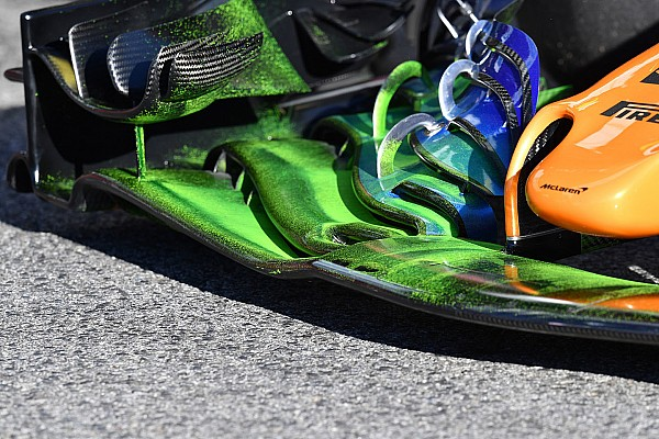 Gallery: Latest tech shots from final F1 test