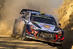 WRC Prova speciale Messico, PS21: acuto di Tanak. Mikkelsen sbatte, ma riesce a ripartire