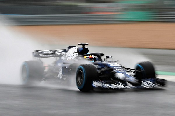 Gallery: F1 2018 cars on track special