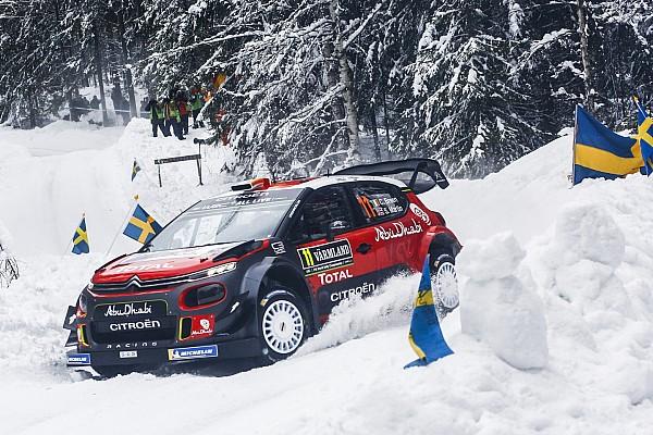 Невилль сохранил лидерство в Швеции, Брин пробился на второе место