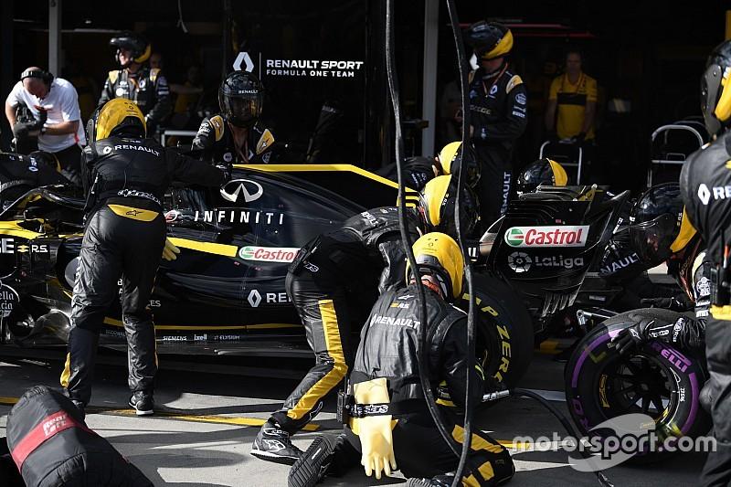 Motorsport Live: vivi un'esperienza unica dietro alle quinte del team Renault F1