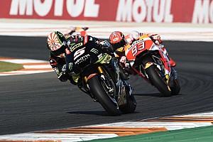 MotoGP News Marc Marquez rechnet 2018 mit Johann Zarco