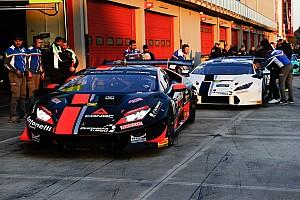 Галерея: найкращі фото зі Світового фіналу Lamborghini Super Trofeo