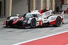 Alonso, Toyota ile ilk LMP1 testini tamamladı