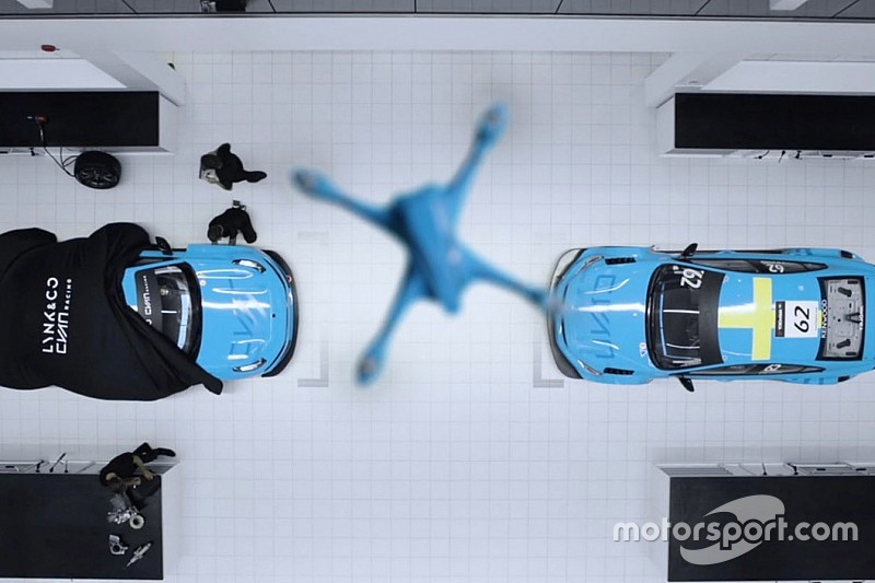Chinese-Swedish brand Lynk & Co set to go racing