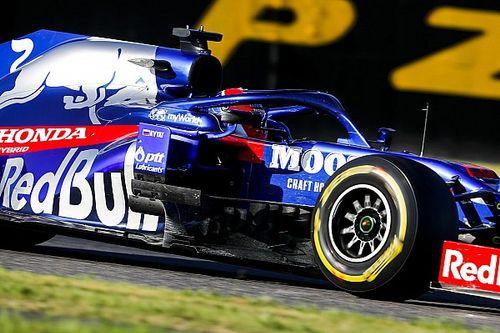 Toro Rosso recebe aprovação para mudar de nome em 2020