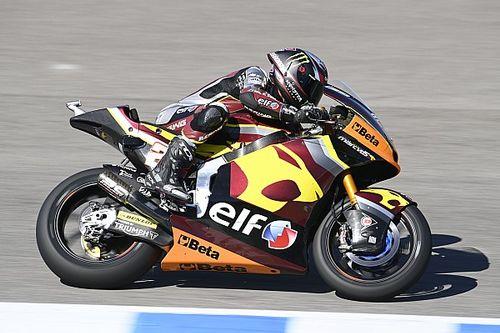 Moto2フランス初日:ロウズ初日首位スタート。小椋藍はQ2進出圏内の総合7番手