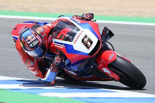 Stefan Bradl prolongé comme pilote essayeur Honda
