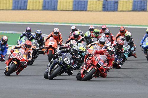 GP de Francia MotoGP: Timeline vuelta por vuelta