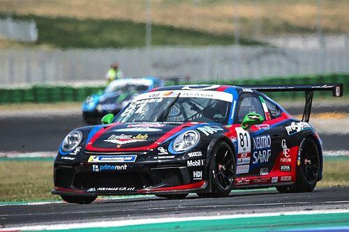 Carrera Cup Italia, Cassarà allo spareggio Michelin Cup a Monza