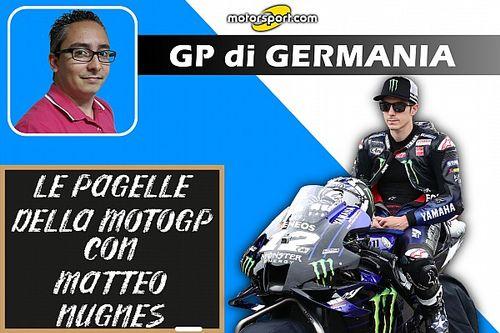 Pagelle MotoGP: Vinales sempre più a picco