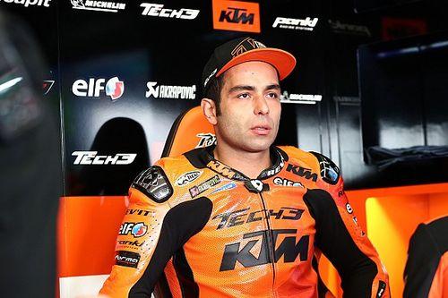 Petrucci irá al Dakar si se queda sin lugar en KTM