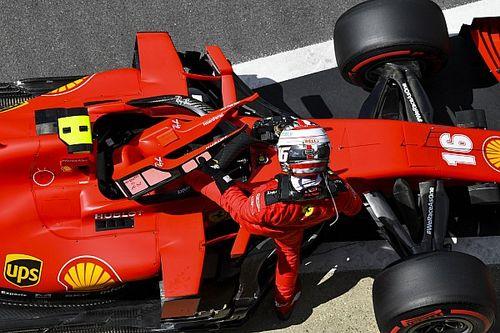 F1: Sob o olhar dos rivais, Ferrari realiza dia de filmagens em Silverstone