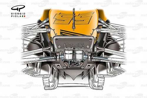 F1 technical update: Ferrari, Red Bull, McLaren & Williams