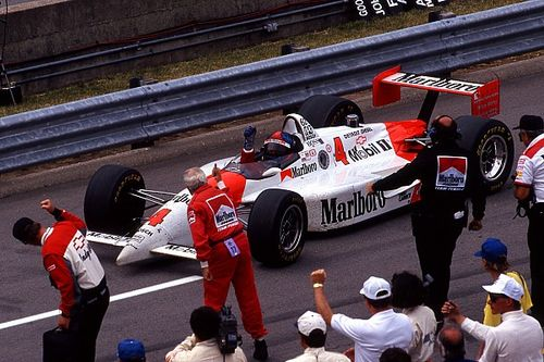 The F1 champion who became an Indy king in his second career