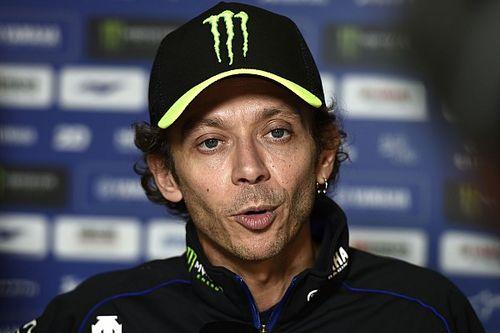 Rossi veut le podium et éviter les erreurs en qualifs