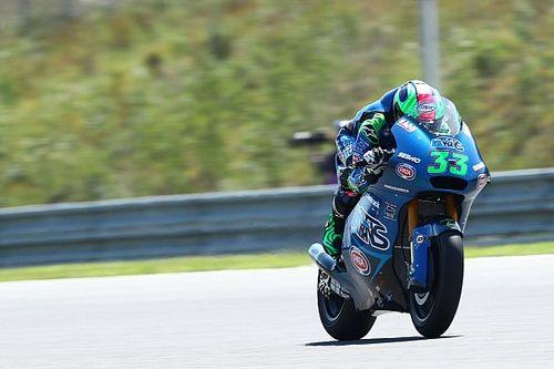 Moto2 - Brno: Bastianini repite triunfo y ya es líder