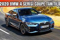 2020 BMW 4 Serisi inanılmaz büyük ızgarasıyla tanıtıldı