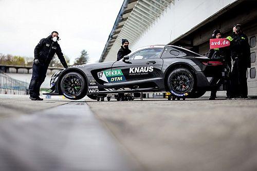Mercedes 1-2-3