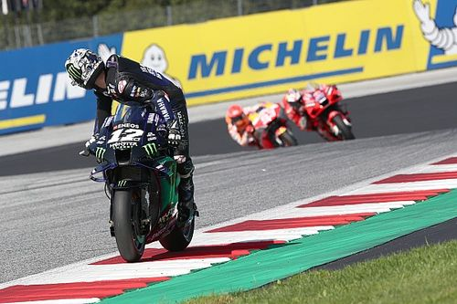Yamaha suggests Vinales tried to blow up engine in Styria MotoGP