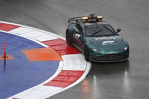 La lluvia de Rusia amenaza a la F1 el sábado, y la F3 cambia su plan