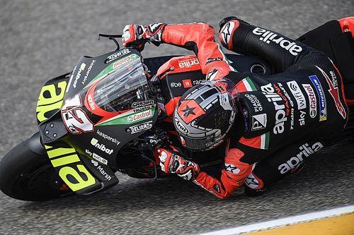MotoGP, Misano, Libere 1: Vinales stupisce prima della pioggia