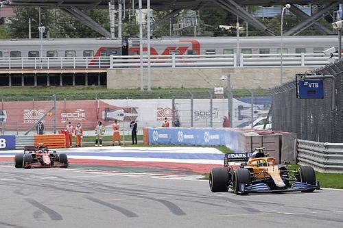 GP de Russie : les meilleurs tours en course