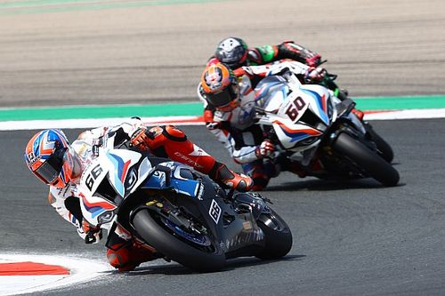 """BMW committed to World Superbike """"for the long haul"""""""