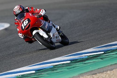Hasil Kualifikasi CEV Moto3 Misano: Impresif di Q2, Mario Aji Start Grid Ke-12