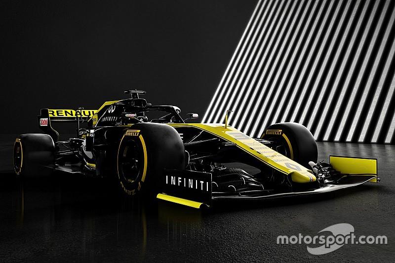 """F1新車""""雑感""""解説:ルノーR.S.19……気になるリヤサスペンションの処理"""