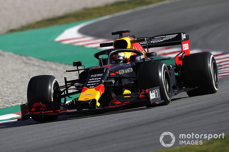Verstappen: Red Bull'un yarış performansı umut verici