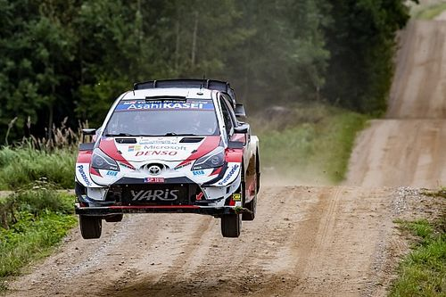 Ogier explains failure to challenge Hyundai in Estonia