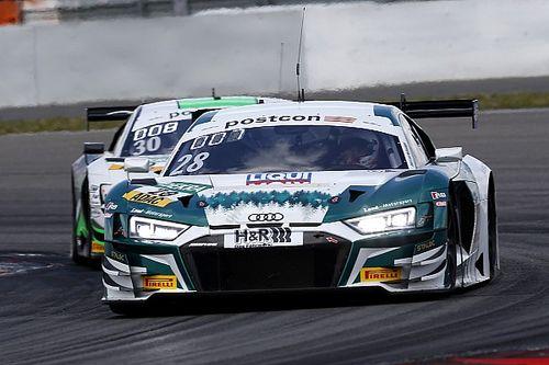 Audi górą na Lausitzringu
