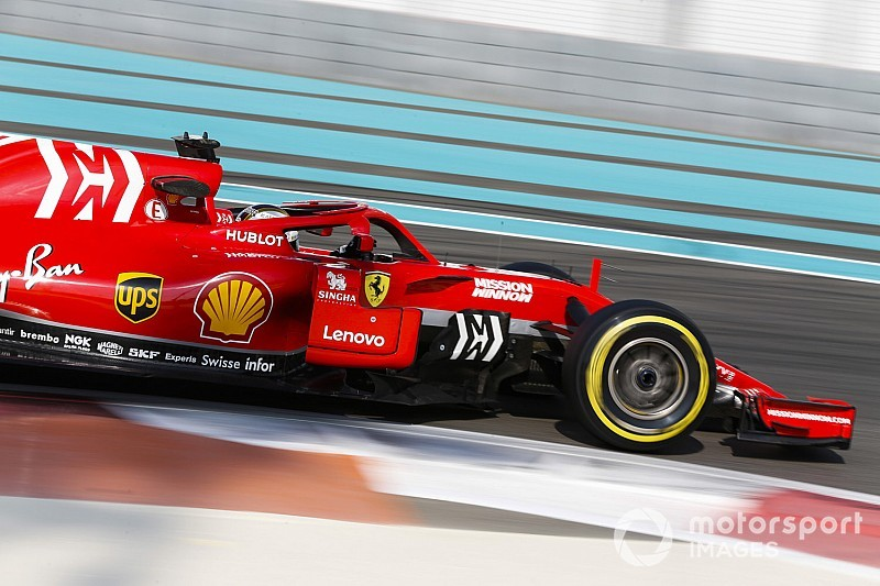 Shell contributed 21% to Ferrari's 2018 engine gains